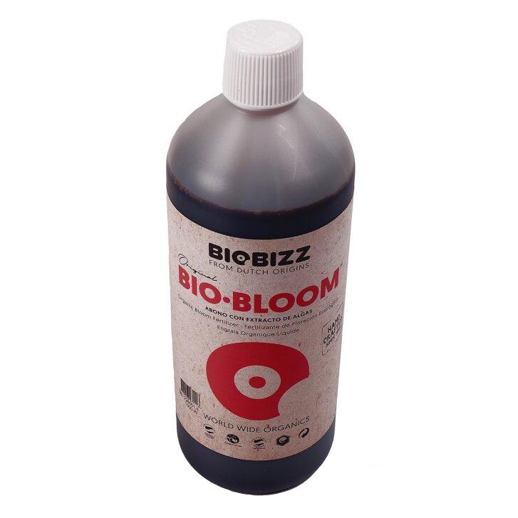 Biobizz Bio-Bloom liquid fertilizer 1 L, organic liquid fertilizer to support the flowering phase